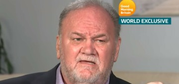 Thomas Markle thinks his relationship with Meghan 'is lost now, they're shot of me'