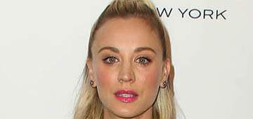 Kaley Cuoco gives an update on her post-wedding shoulder surgery