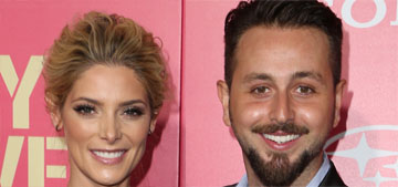 Ashley Greene & Paul Khoury got married in San Jose on Friday