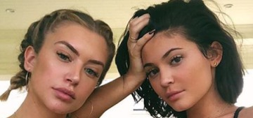 Kylie Jenner claims she's let her lip fillers 'dissolve'… but does it happen overnight??