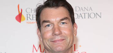 Jerry O'Connell got a talk show on Bravo covering The Real Housewives