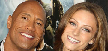 The Rock calls his girlfriend his wife, but isn't married: 'Don't rush big daddy'