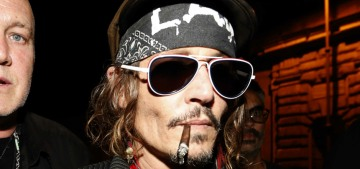 Johnny Depp is being sued for punching a crew member in the ribs