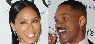 Are Jada and Will Smith airing their dirty laundry so COS has less leverage?