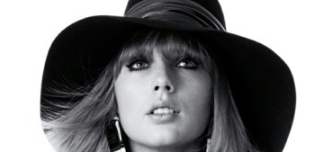 Taylor Swift talks muses & songwriting with iconic muse Pattie Boyd for Bazaar