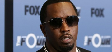 Sean Combs covers Variety: 'There's no black CEO of a major record company'