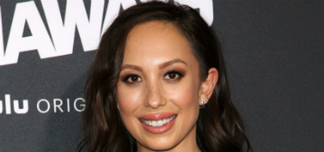 Cheryl Burke recently met the sister she's never known