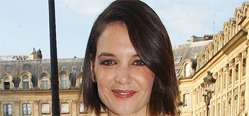 Katie Holmes covers US: Jamie Foxx 'humiliates her' but 'she won't let go'