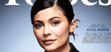 Kylie Jenner covers Forbes because she's on track to be a billionaire