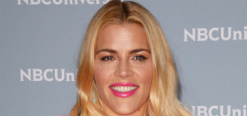 Busy Philipps got her first tattoo as promotion for her book