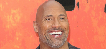 The Rock calls daughter's birth 'the most amazing experience I've ever seen'