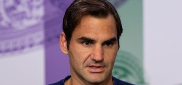 Roger Federer is out of Wimbledon & England is out of the World Cup