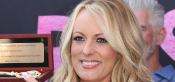 Stormy Daniels was arrested on stage at an Ohio strip club, because priorities