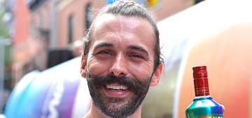 Queer Eye's Jonathan Van Ness describes his six months with 'psychotic depression'