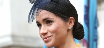 Duchess Meghan has learned how to do her own makeup for royal events
