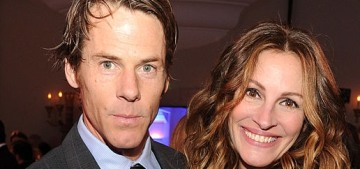 Star: Julia Roberts only joined Instagram keep an eye on Danny Moder