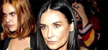 Demi Moore's credit card was stolen in a unique way, the thief charged $170k