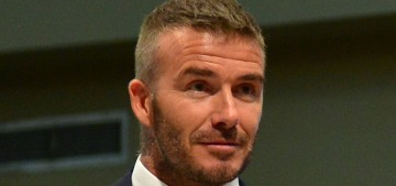 David Beckham is building a Posh-free single-guy life for himself in Miami