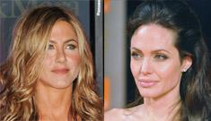 Angelina Jolie & Jennifer Aniston are top celebrity earners