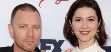 Ewan McGregor's daughter Clara called Mary Elizabeth Winstead a 'piece of trash'