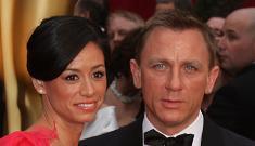 Did Daniel Craig give girlfriend Satsuki Mitchell an engagement ring?