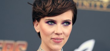 Scarlett Johansson pulls out of playing a trans character in 'Rub & Tug'