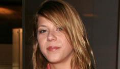Jodie Sweetin Has A Full Uterus