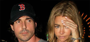 Denise Richards steps out with her boyfriend, whom she calls her 'soulmate'