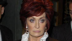 Does Sharon Osbourne Want to Pick A Fight?