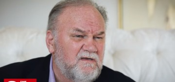 Meghan & Harry are 'frustrated' that Thomas Markle keeps doing paid interviews