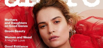 Lily James on preparing for 'Mamma Mia': 'I went on steroids and didn't talk'