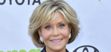 Jane Fonda tells people to vote: 'I can't remember a more important election'