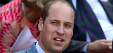 Prince William & Prince Charles did NOT refuse to meet with Donald Trump
