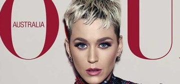 Katy Perry had 'bouts of situational depression' after 'Witness' got bad reviews