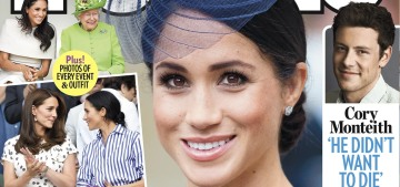 People: Duchess Meghan is 'frustrated' with all of the dumb 'protocol' rules