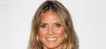 Heidi Klum swears by drug store apricot facial scrubs, but experts say they're aging