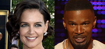Katie Holmes & Jamie Foxx went out to dinner in NY: unbroken or forever casual?