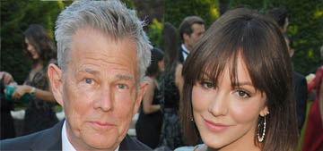 David Foster's daughters 'love Katharine McPhee,' are 'happy about the engagement'