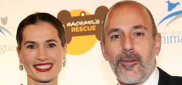 Matt Lauer agrees to give his ex-wife $50 million in cash & property in their divorce