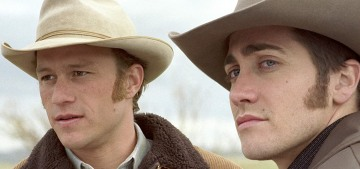 Brad Pitt, Leo DiCaprio & Matt Damon were offered roles in 'Brokeback Mountain'