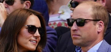 The Duke & Duchess of Cambridge are probably vacationing in Mustique right now