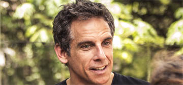 Ben Stiller visits refugees in Guatemala: 'These people are victims of violence'