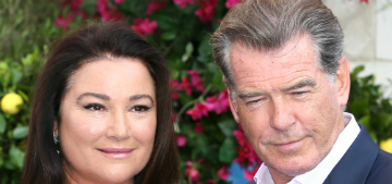 Pierce Brosnan celebrates 25 years with wife Keely Shaye Smith