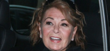 Roseanne Barr on her Valerie Jarrett tweet: 'I thought the bitch was white!'