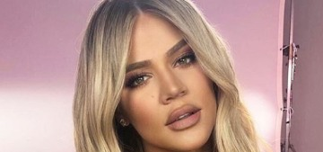 Khloe Kardashian apologized after using the r-word twice on Instagram Live