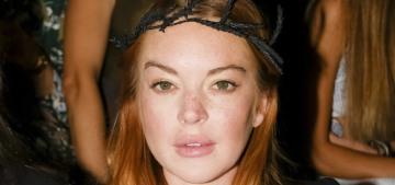 Lindsay Lohan's 'Vanderpump Rules'-type reality show is really happening