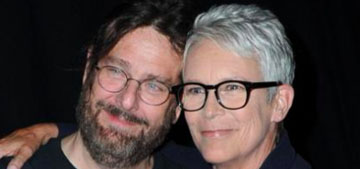 Jamie Lee Curtis meets man who channeled her Halloween character to survive burglary