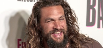 Good lord, the full-length 'Aquaman' trailer is a damp, ridiculous mess
