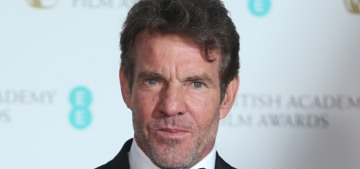 Dennis Quaid reflects on how Meg Ryan's success made him feel 'small'
