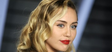 Is Miley Cyrus just using the 'breakup rumors' to subtly promote her new album?